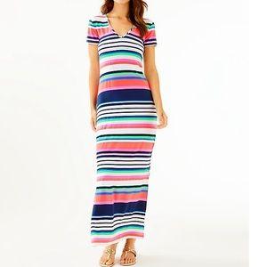 Lilly Pulitzer Milana Maxi Dress